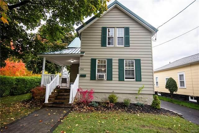 424 Cayuga Street, Syracuse, NY 13204 (MLS #S1302521) :: Thousand Islands Realty
