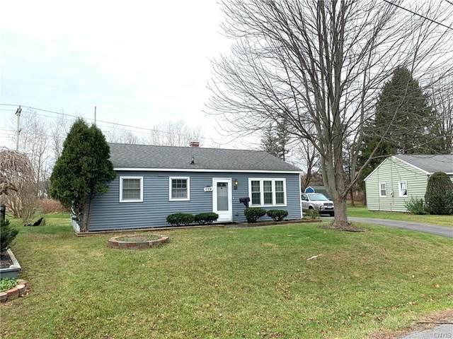 13 Cone Circle, New Hartford, NY 13413 (MLS #S1302603) :: BridgeView Real Estate Services