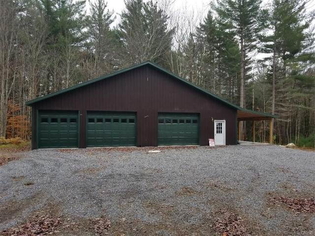 1148 Bear Creek Road, Forestport, NY 13494 (MLS #S1302622) :: Avant Realty