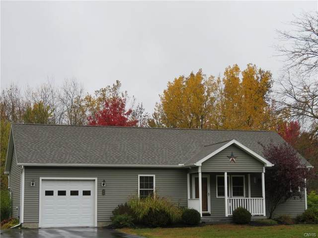 21 Porter Dr, Volney, NY 13069 (MLS #S1302727) :: 716 Realty Group