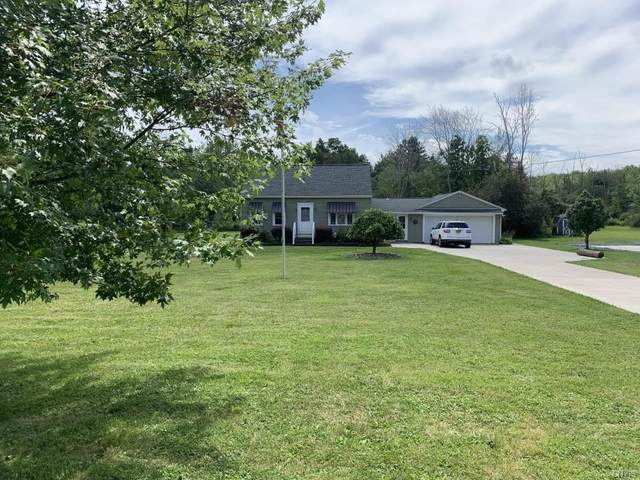 1603 S South Creek Road, Evans, NY 14047 (MLS #S1302778) :: Thousand Islands Realty