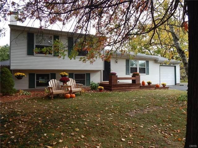 8487 Partridge Way, Clay, NY 13041 (MLS #S1302859) :: MyTown Realty