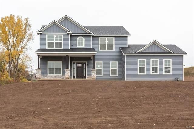 Lot 17B Hallinan Meadows, Onondaga, NY 13215 (MLS #S1302980) :: MyTown Realty