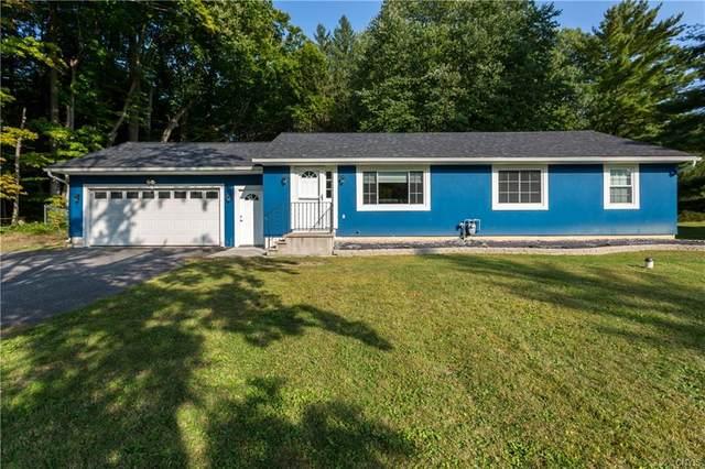 8392 Henry Clay Boulevard, Clay, NY 13041 (MLS #S1302985) :: MyTown Realty