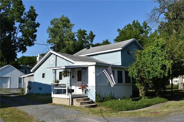 7 Elm Street, Seneca Falls, NY 13148 (MLS #S1303029) :: Thousand Islands Realty