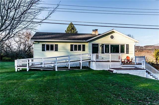 8511 Indian Hill Road, Pompey, NY 13104 (MLS #S1303057) :: BridgeView Real Estate Services