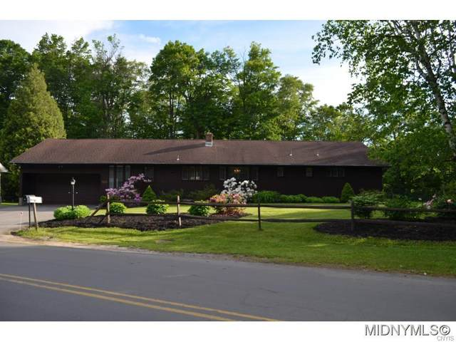 615 Ravine Drive, Deerfield, NY 13502 (MLS #S1303124) :: Thousand Islands Realty