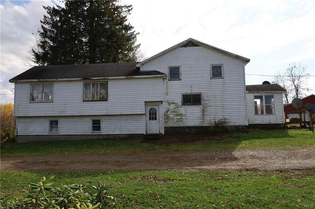 10117 Blake Road, Annsville, NY 13471 (MLS #S1303226) :: BridgeView Real Estate Services