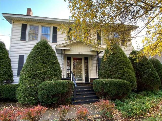 1201 Washington Street, Watertown-City, NY 13601 (MLS #S1303477) :: BridgeView Real Estate Services