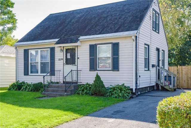 101 Richfield Boulevard, Salina, NY 13211 (MLS #S1303523) :: Thousand Islands Realty