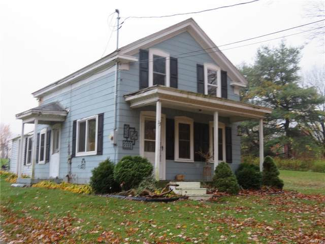 23 Cemetery Road, Oswego-Town, NY 13126 (MLS #S1303527) :: Thousand Islands Realty
