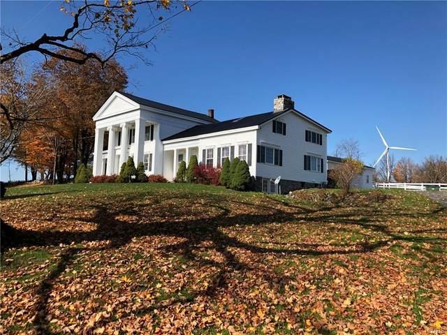 255 Teall Road, Fairfield, NY 13406 (MLS #S1303562) :: Thousand Islands Realty