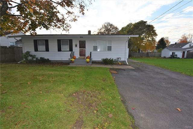 11 Geraldine Avenue, New Hartford, NY 13413 (MLS #S1303646) :: Thousand Islands Realty