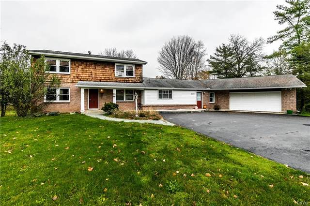8391 Cazenovia Road, Pompey, NY 13104 (MLS #S1303757) :: 716 Realty Group