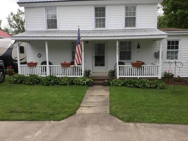 9603 Maple Avenue, Remsen, NY 13438 (MLS #S1303916) :: TLC Real Estate LLC