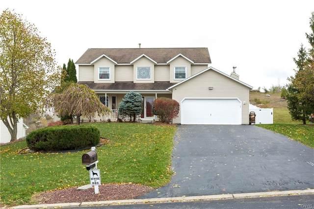 6007 Singletree Lane, Dewitt, NY 13078 (MLS #S1303928) :: MyTown Realty