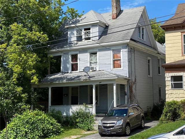 211 Amherst Avenue #13, Syracuse, NY 13205 (MLS #S1304073) :: BridgeView Real Estate Services
