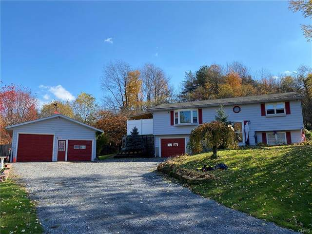 1640 Lewis Road, Marshall, NY 13480 (MLS #S1304094) :: Robert PiazzaPalotto Sold Team