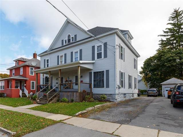 134 N Indiana Avenue, Watertown-City, NY 13601 (MLS #S1304159) :: Thousand Islands Realty