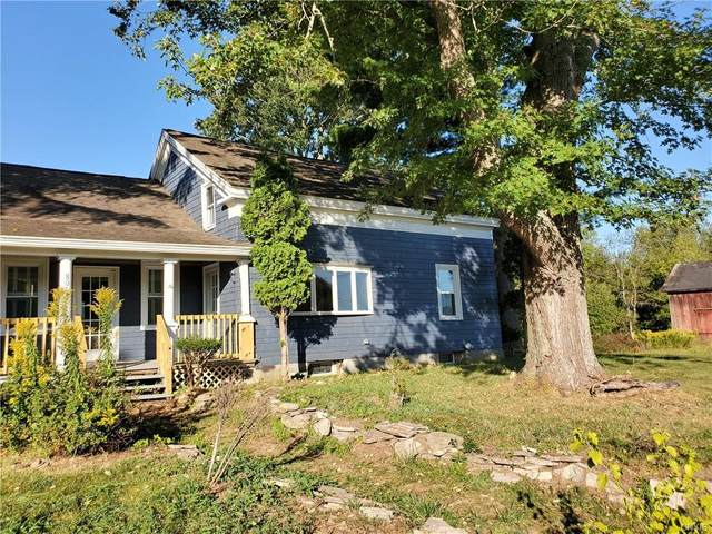 8013 Weedsport Sennett Road, Sennett, NY 13166 (MLS #S1304172) :: TLC Real Estate LLC