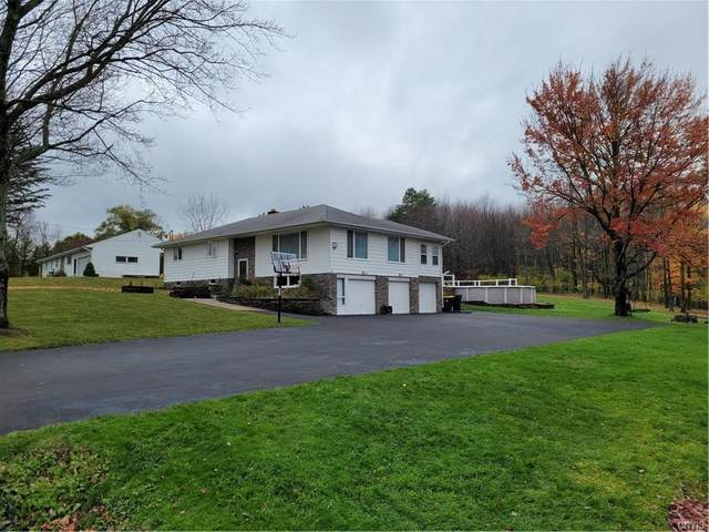 134 Ripley Road, Frankfort, NY 13340 (MLS #S1304208) :: BridgeView Real Estate Services