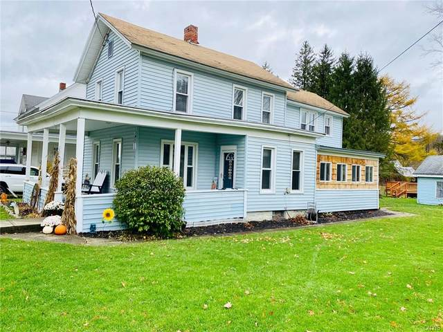 42 Fayette Street, Hamilton, NY 13332 (MLS #S1304271) :: BridgeView Real Estate Services