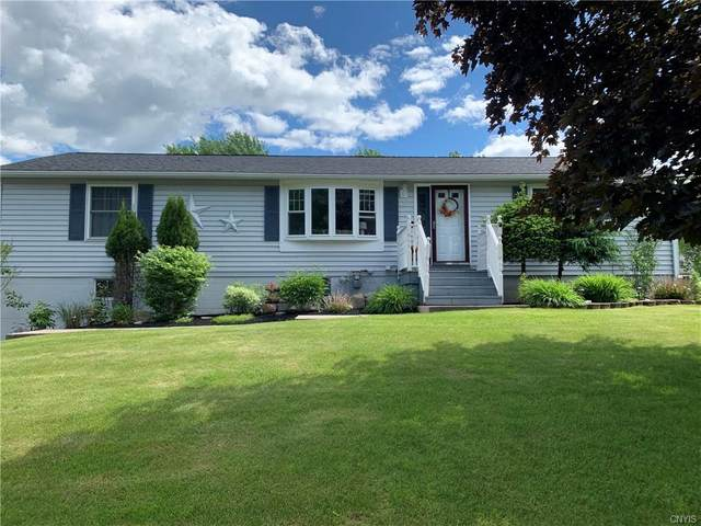 433 Newman Drive, Watertown-City, NY 13601 (MLS #S1304285) :: Thousand Islands Realty