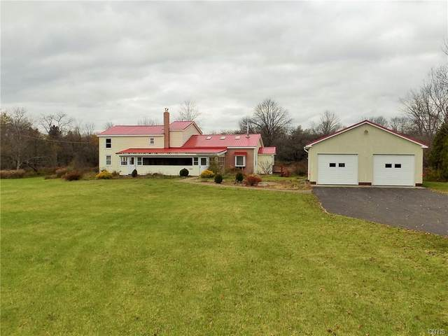 7555 Route 291, Marcy, NY 13469 (MLS #S1304286) :: BridgeView Real Estate Services