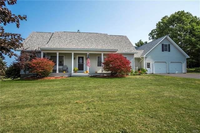 3648 Arquint Road, Vernon, NY 13477 (MLS #S1304293) :: TLC Real Estate LLC