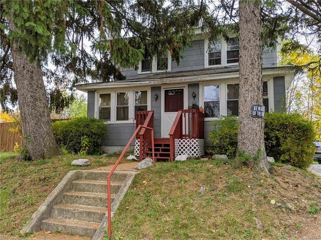 216 E Florence Avenue, Syracuse, NY 13205 (MLS #S1304408) :: Thousand Islands Realty