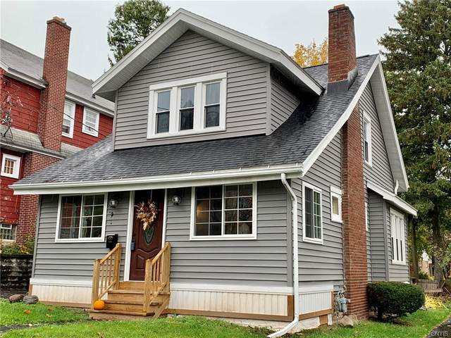 116 Atkinson Avenue, Syracuse, NY 13207 (MLS #S1304449) :: Thousand Islands Realty