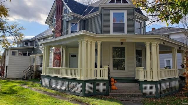 117 & 123 N School Street, Wilna, NY 13619 (MLS #S1304536) :: TLC Real Estate LLC