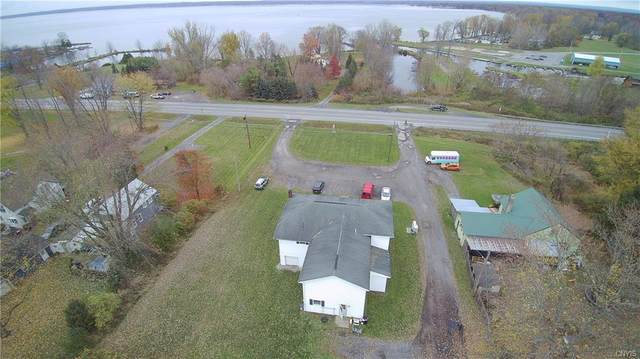 8991 Morris Rd Ext Route 31, Lenox, NY 13032 (MLS #S1304673) :: Mary St.George | Keller Williams Gateway