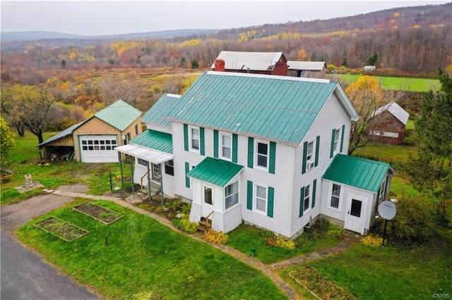 299 Caldwell Road, Schuyler, NY 13340 (MLS #S1304938) :: BridgeView Real Estate Services