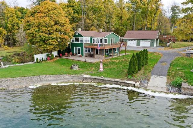 6039 & 6037 Lower Lake Road, Aurelius, NY 13021 (MLS #S1305069) :: Avant Realty