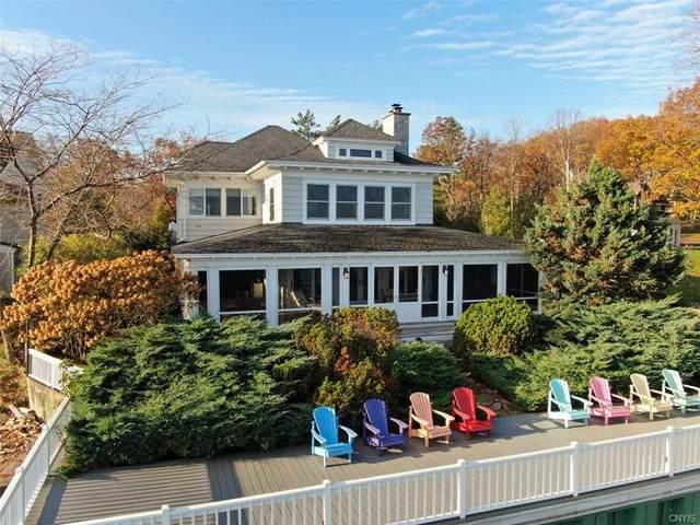 161 Bartlett Point Road, Clayton, NY 13624 (MLS #S1305082) :: Thousand Islands Realty