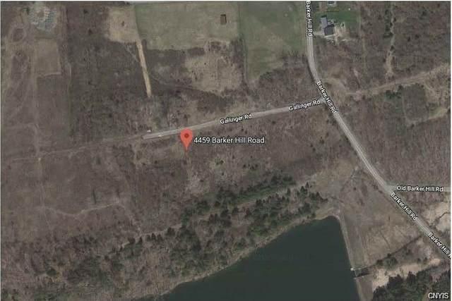 4459 Barker Hill Road, Onondaga, NY 13078 (MLS #S1305272) :: MyTown Realty