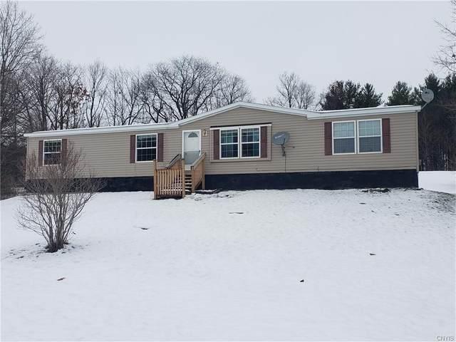 4657 Zecher Road, Croghan, NY 13619 (MLS #S1305356) :: BridgeView Real Estate Services
