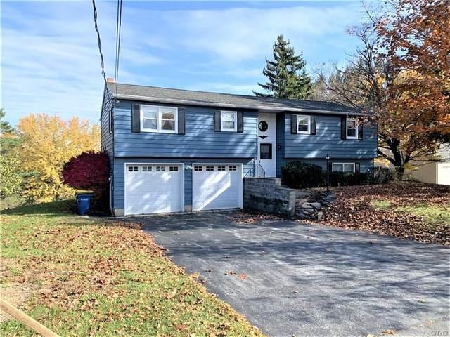 4600 Cleveland Road, Onondaga, NY 13215 (MLS #S1305447) :: BridgeView Real Estate Services