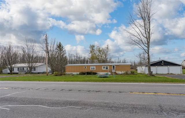 16774 Nys Route 12E, Brownville, NY 13615 (MLS #S1305517) :: BridgeView Real Estate Services