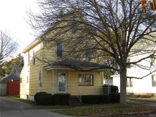 8 Hubbard Street, Cortland, NY 13045 (MLS #S1305757) :: MyTown Realty