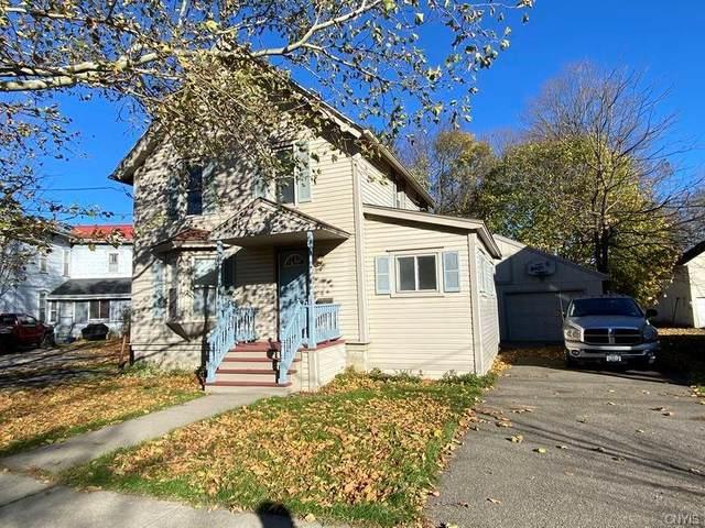 3 Hubbard Street, Cortland, NY 13045 (MLS #S1305984) :: MyTown Realty