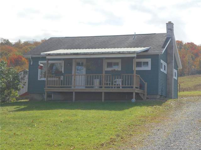 4816 Fox Road, Cincinnatus, NY 13040 (MLS #S1306056) :: Avant Realty