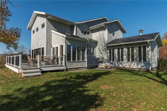3592 South Street, Kirkland, NY 13323 (MLS #S1306065) :: BridgeView Real Estate Services