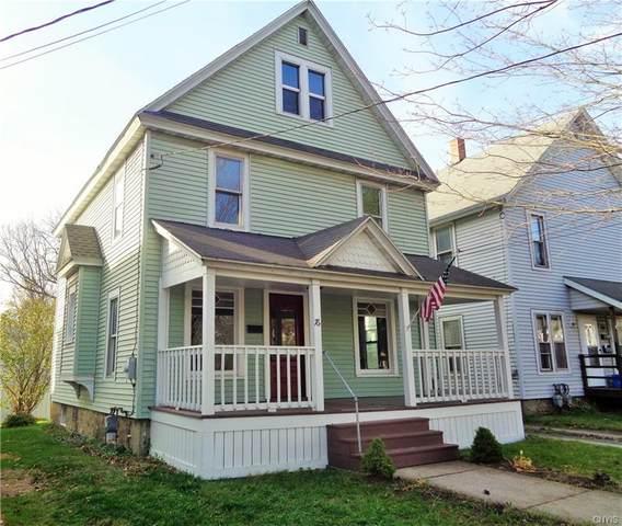 76 1/2 Pomeroy St, Cortland, NY 13045 (MLS #S1306069) :: MyTown Realty