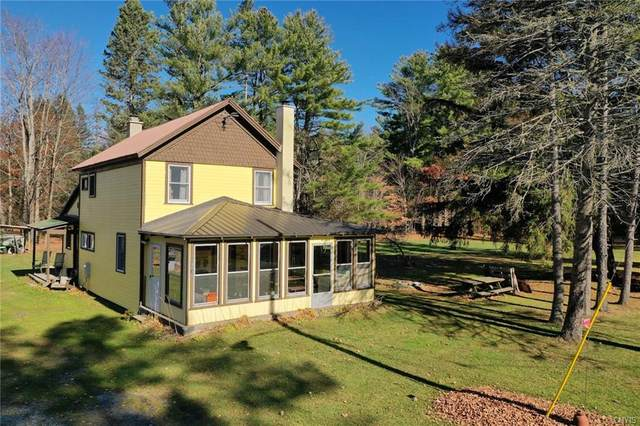 9030 E River Street, Forestport, NY 13338 (MLS #S1306177) :: Avant Realty