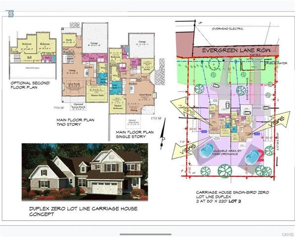 0 Evergreen Lane (Lot 2), New Haven, NY 13126 (MLS #S1306266) :: BridgeView Real Estate Services