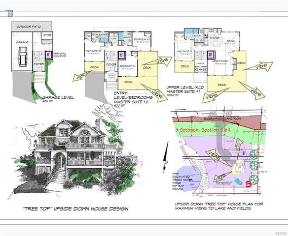 0 Evergreen Lane (Lot 3), New Haven, NY 13126 (MLS #S1306352) :: BridgeView Real Estate Services