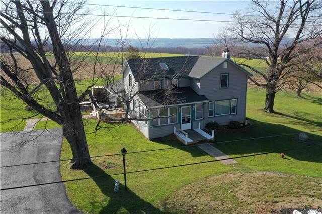 3771 Oak Hill Road, Niles, NY 13118 (MLS #S1306421) :: BridgeView Real Estate Services
