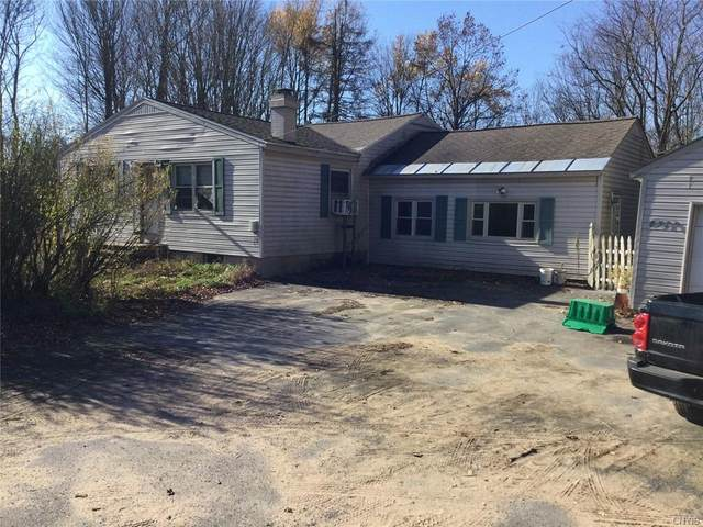 8329 E Floyd Road Ws, Floyd, NY 13440 (MLS #S1306531) :: BridgeView Real Estate Services